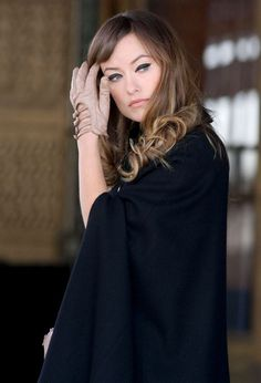 Beauty Fashion of Olivia Wilde Makeup Beauty in Film 'The Longest Week'- gonna try this makeup!