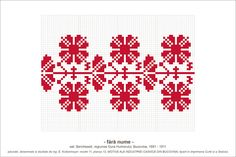 Semne Cusute: Romanian traditional motifs Embroidery Sampler, Folk Embroidery, Cross Stitch Embroidery, Cross Stitch Borders, Cross Stitch Patterns, Loom Beading, Beading Patterns, Palestinian Embroidery, Point Lace