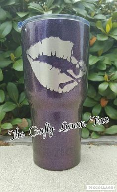 Check out this item in my Etsy shop https://www.etsy.com/listing/471941221/yeti-rambler-rtic-cup-chameleon-purple