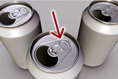 Você sabe para que serve o buraco no lacre da lata de refrigerante? - http://metropolitanafm.uol.com.br/novidades/entretenimento/voce-sabe-para-que-serve-o-buraco-lacre-da-lata-de-refrigerante