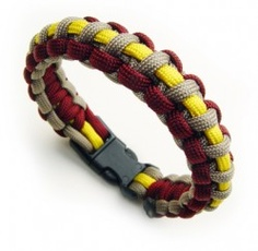 Maroon and Gold band