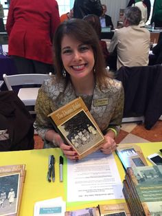 Author of The Deans' Bible: Five Purdue Women and Their Quest for Equality, Angie Klink, was  one of 70 juried authors invited to be a part of the Indiana History Center annual Holiday Author Fair, December 2014.