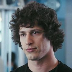 #AndySamberg rocking those curls.