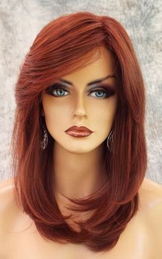 Brown Wigs Lace Hair Blonde Wig Undercut Men Johnny Depp Long Hair Blonde Ponytail Dark Auburn Brown Hair Long Hair No Layers Choppy Haircuts Magenta Hair Colors, Bright Red Hair, Hair Color Auburn, Hair Color Dark, Lace Hair, Gold Hair, Pink Hair, Lace Front Wigs, Lace Wigs