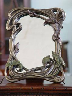 1000 ideas about art nouveau interior on pinterest art for Miroir art nouveau
