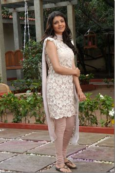 lace suit, would be perfect to make an A-LINE kurti
