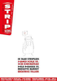 Béatrice Tillier: Interview Stripgids N°46