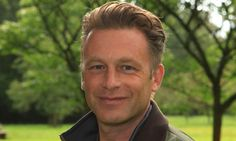 Chris Packham. Animal magnetism :-)