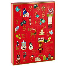 Buy Arran Aromatics Cherish Advent Calender Body & Home Online at johnlewis.com