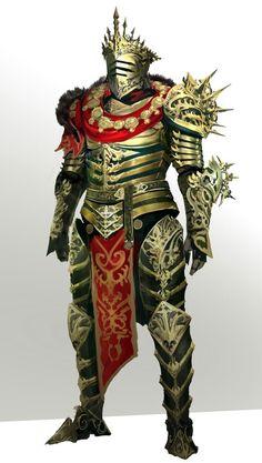 GW Armor concept 1 *helmet should have similar crown design