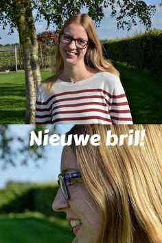 Een nieuwe bril. Via internet bestel- Vision Direct-