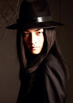 gorgeouslonghairedmen:  David Chiang