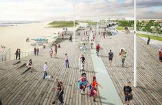 For a Resilient Rockaways Design Competition Announces White A...
