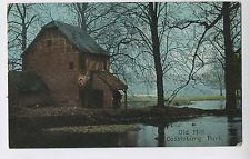 Cassiobury Park Watford Hertfordshire The Old Mill 1908 Vintage Postcard E Watford, Old Pictures, Old Things, England, Park, House Styles, Painting, Vintage, Photos