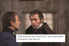 Les Mis + text posts