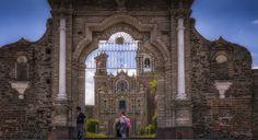 Iglesia San Francisco Acatepec by Ole  Steffensen - Photo 101702499 - 500px