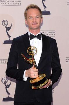 Neil Patrick Harris at the Creative Arts #Emmy Awards 2013 in LA