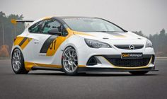 2013 Opel Astra OPC Cup