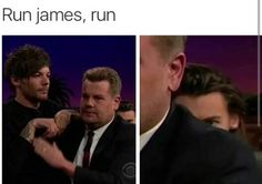Larry Stylinson News Italia One Direction Harry, One Direction Humor, One Direction Pictures, Direction Quotes, Harry Styles Memes, Harry Styles Pictures, Funny Pictures, Harry Styles Imagines, Larry Stylinson