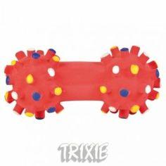 35611 Трикси Гантель латекс 10 см - Интернет зоомагазин Dogstars. Купить корм для собак и кошек в Николаеве