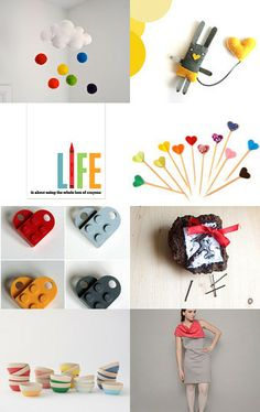 Happy Day by Liat Hartman on Etsy--Pinned with TreasuryPin.com
