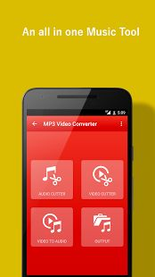 Video to MP3 Converter – Miniaturansicht des Screenshots