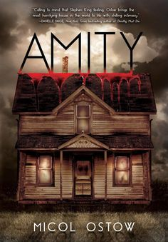 Amity by Micol Ostow | Community Post: 13 Young Adult Novels To Spook You This Halloween