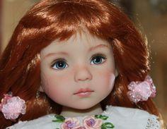 Caroline от Dianna Effner в наряде от Boneka только два дня цена 79.000 Срочно!!! / Коллекционные куклы (винил) / Шопик. Продать купить куклу / Бэйбики. Куклы фото. Одежда для кукол