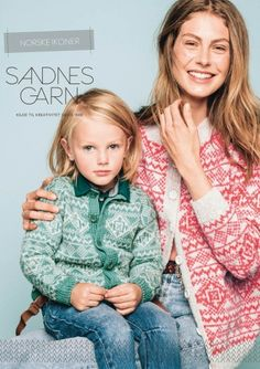 Genser - Sandnes Garn