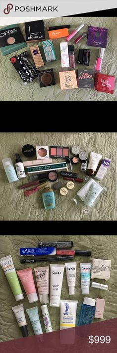 🛍Create Your Own Bundle🛍 Hi all! Ok- so going to try something a little different here and see how it goes!  Make your own bundle! Prices will range from $3-8. Simply make a list of what you would like, and I can give you a price! Choose 1 or 20!  All items are new and unused and obtained through subscription boxes (ipsy/birchbox/sephora).  Also happy to add any of the items to existing listings as well.  Please ask any questions you may have, as I know some items are hard to see. Lets see…