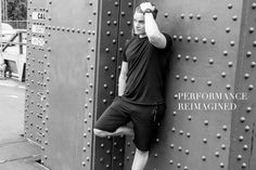 strongbody apparel - Why wear anything else? Versatil activewear, from gym to street. Fitness Style, Gym Style, Mens Fitness, Fitness Fashion, Athletic Outfits, Everyday Outfits, Crowd, Activewear, Purpose