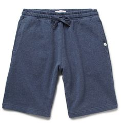 Derek Rose Devon Loopback Cotton-Jersey Shorts | MR PORTER