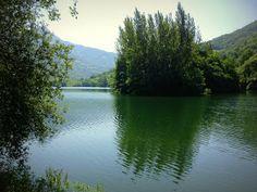 Asturias con niños: a dónde vamos hoy? al pantano de Valdemurio