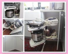 For a better kitchen organization : 40 Kitchen organization ideas - The Grey Home