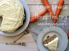 Mossop's cream cheese frosting recipe