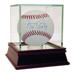 David Cone MLB Baseball w PG 71899 Insc. (MLB Auth) - This item is a David Cone MLB Baseball w/ PG 7/18/99 Insc. (MLB Auth). Gifts > Collectibles > Mlb Memorabilia. Weight: 2.00