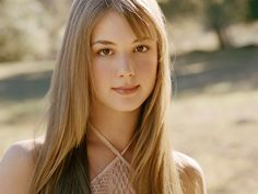 Emily VanCamp...I've loved her ever since she first appeared in the tv drama Everwood, then she landed a role in Brothers & Sisters, now I am loving her in the new show Revenge!!