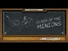 Hearthstone - Tavern Brawl - Clash of the Minions