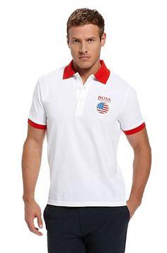 Hugo Boss Polo Shirt, USA