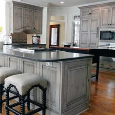 Transitional Branford - traditional - Kitchen - Other Metro - Crystal Cabinets