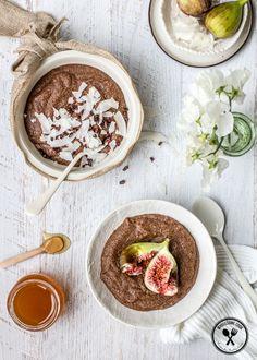 Teff Porridge Bowl Two Ways - http://wholesome-cook.com/2015/03/30/teff-porridge-bowl-two-ways/
