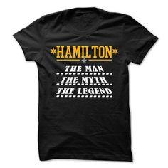 HAMILTON Is The Legend Special Shirt !!! - #sweatshirt for girls #sweatshirt jeans. PURCHASE NOW => https://www.sunfrog.com/Holidays/HAMILTON-Is-The-Legend-Special-Shirt-.html?68278