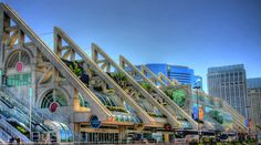The San Diego Convention Center. Photo by Paul W. Koester.