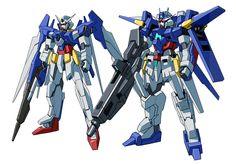 Gundam Age-2 & Age-3