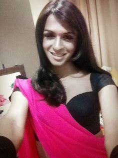 Indian Crossdresser Sarisha Nair