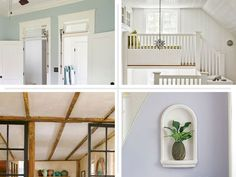 The staff of This Old House reveal the once-popular house features they'd like to see become trendy again including transoms, cozy staircase landings, vestibules, and wall niches