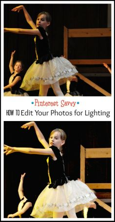 How to edit your photos for lighting