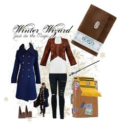 """""""Winter Wizard"""" by keziasilitonga on Polyvore featuring MICHAEL Michael Kors, Christian Lacroix and Nine West"""