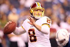 Rex Grossman-QB- Washington Redskins