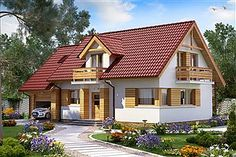 Design Case, Home Fashion, Montana, House Plans, Shed, Outdoor Structures, Cabin, House Design, Mansions